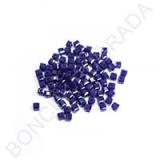 4 mm Kare Kristal Boncuklar