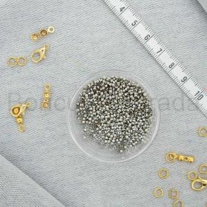 2 mm Metal Bit Boncuk
