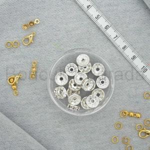10 mm Metal Rondela Boncuk
