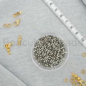 2.5 mm Metal Bit Boncuk
