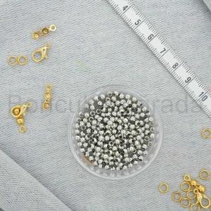 3 mm Metal Top Boncuk