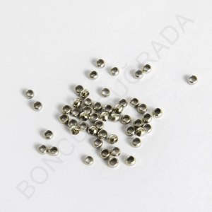 3 mm Metal Bit Boncuk