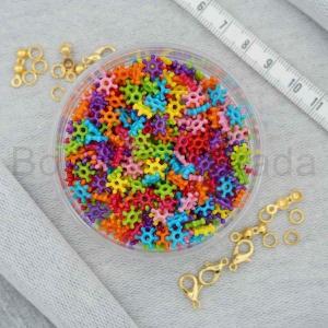 Plastik Mavi Boncuk