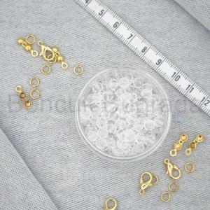 6 mm Kristal Boncuk