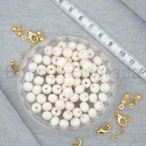 8 mm Kristal Boncuk