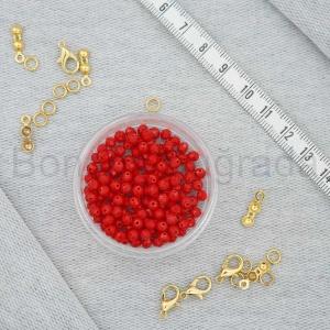 4 mm Kristal Boncuk