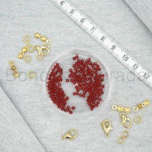 1 mm Kristal Boncuk
