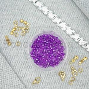 2 mm Kristal Boncuk